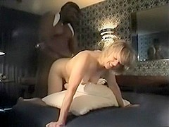 Interracial wife