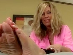 Stepmom Feet JOI