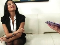 Anissa Kate & Johnny Sins in Naughty Office
