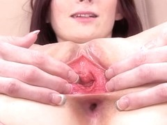 Have A Fun this czech model vibrating pussy