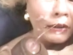 Granny Drilled in a 3Some by snahbrandy