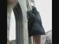 Russian Upskirt! Amateur Mixed!!!
