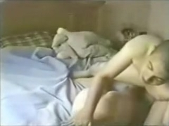 Married pair take turns fucking every other