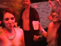 Hot glamour chick railed