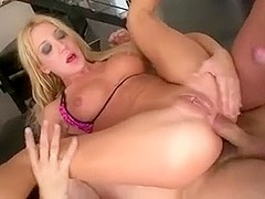 sweet amy hard double anal