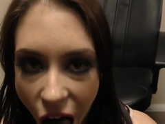 Tattooed girl Anna de Ville gets fucked by BBC