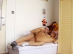 Nice Czech homemade sex tape