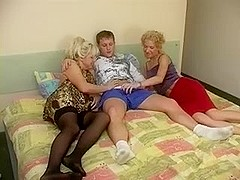 three-some with luckyboy 001