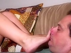 Missy May foot worship