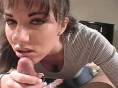 Librarian Mother I'd Like To Fuck BJ & Facial two