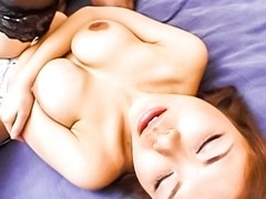 Incredible Japanese girl in Exotic JAV uncensored Blowjob movie
