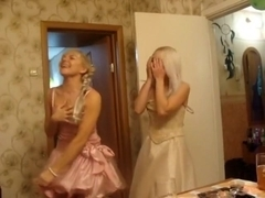 Incredible Amateur record with Russian, Tight Clothes scenes