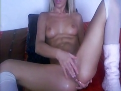 lesbo camshow sexy blondes hot playing fingering