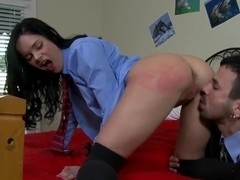 Jenna Ross gets juicy holes worshipped by Voodoo