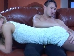 Anal-Pantyhose Video: Felicia C and Rolf