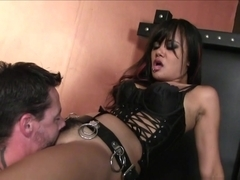 Crazy pornstars Jack Vegas, Annie Cruz in Fabulous Fetish, Asian sex video