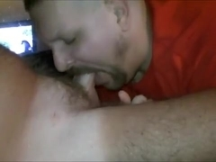 Bi Trucker Acquires Oral-Sex - Cums in My Face Hole!!