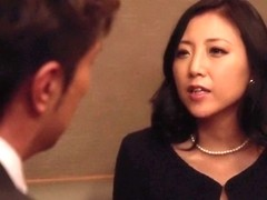 Best Japanese whore Yuki Tanihara in Amazing couple, cunnilingus JAV clip