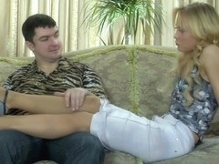 NylonFeetVideos Clip: Blanch and Adam