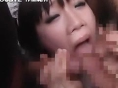 Crazy Japanese chick Ai Takeuchi in Horny Facial, Cunnilingus JAV scene