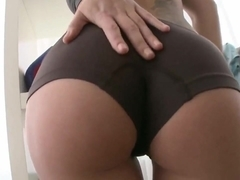 Russian Ass Fucked threesome
