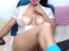 wondertits1 intimate clip on 01/21/15 22:39 from chaturbate