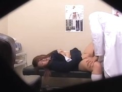 Spy cam video with asian cunt drilled hard in doggy style