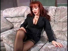 Sexy Redhead mother I'd like to fuck with Large Wobblers