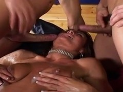 Horny German DP Sluts