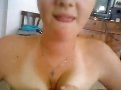 Amateur pov porn video with my babe sucking my rod
