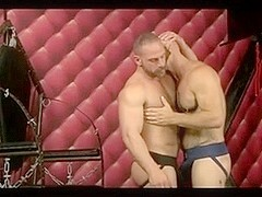 Stud does rimming and drills hard his boyfriend's anus