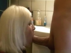 Blonde GF fucked by a Big Cock