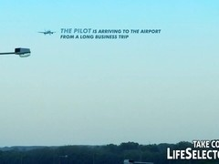 Pilot dream fuck with wife
