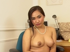 Hottest pornstar in Incredible Solo Girl, Asian sex video