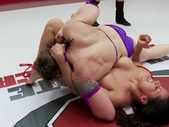 Elite Wrestler is Destroyed on the Mats, Utterly Humiliated