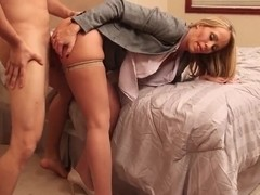 Simone Sonay definitely knows how to make guys cum