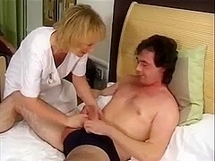 Call a masseuse and get to fuck her