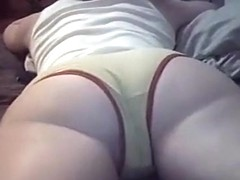 Nice Ass on bed