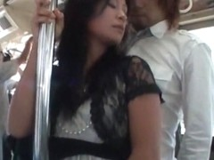 Rub Penis On Woman On Bus