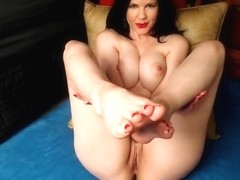Dirty talking milf goddess joi