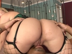 Horny pornstar Kira Lynn in hottest fetish, big ass xxx clip