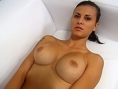 Breathtaking Large Love Muffins Brunette Hair PornJob Interview