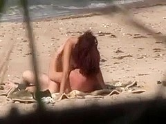 (My Collections)#21 Voyeur Making Sex on Beach