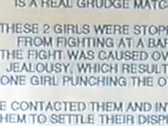 Two filipinas get into a catfight over a guy