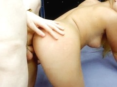 Russian Femme Fatale Gets Her Pussy Pounded