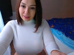 Anjoy - Sexy curvy girl in lingeire