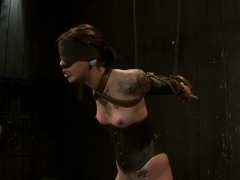 Intense Bondage Induces Severe and Electric Orgasms