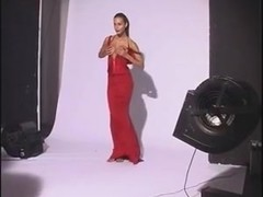 Nina Moric Backstage Calendario