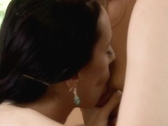 Fisting Orgy featuring Regina Heaven and Ginie from Sapphic Erotica