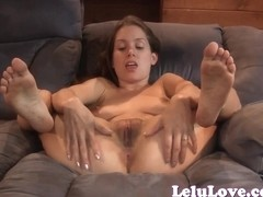 Lelu Love-Spreading Impregnation Jerkoff Encouragement